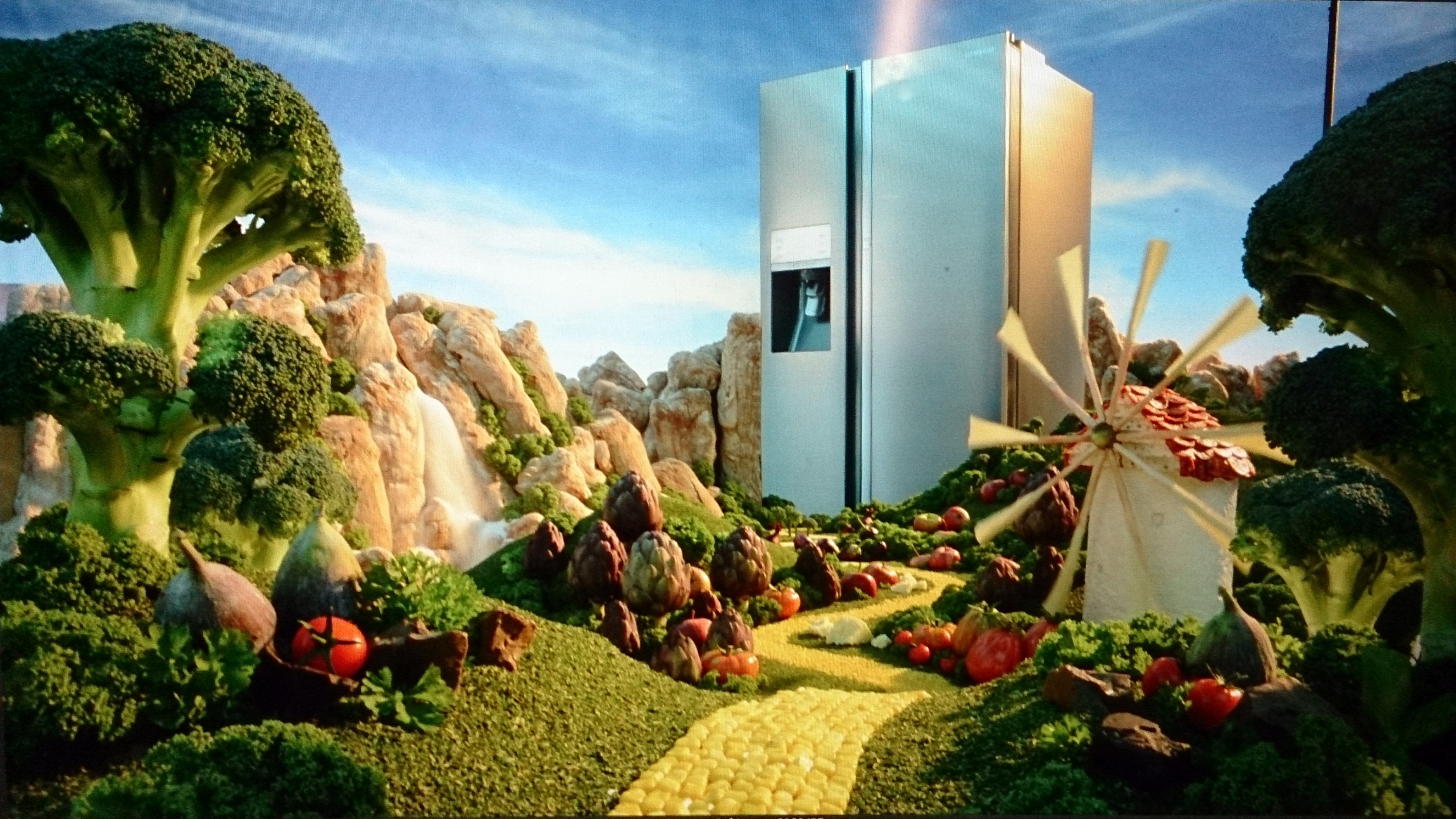 Samsung Foodscape
